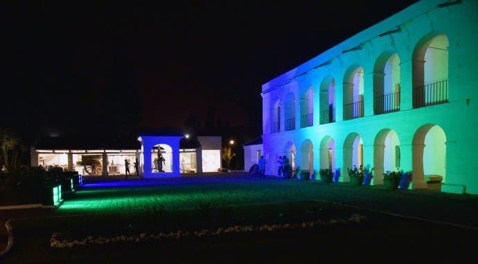 Resultado de imagen para museo de la industria azucarera tucuman noche