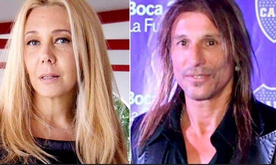 Mariana Nannis denunció a Claudio Paul Caniggia por trata de personas