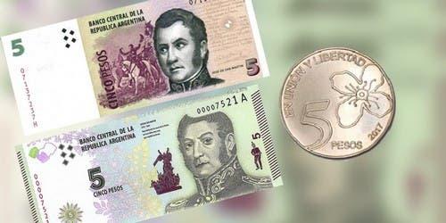 ¿Hasta cuándo circularán los billetes de 5 pesos? - Tucumán