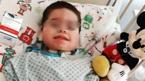 Muere bebé; su padre se gastó el dinero del tratamiento en mujeres
