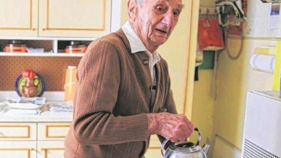 Murió el hombre más viejo del mundo en Alemania; tenía 114 años