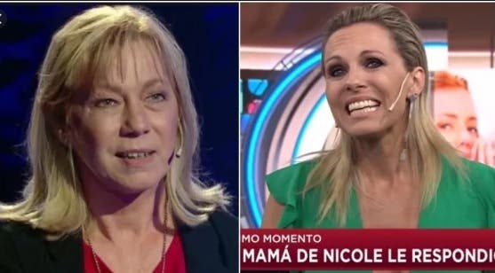 Estalló el escándalo: revelan que Nicole Neumann fue estafada por su mamá