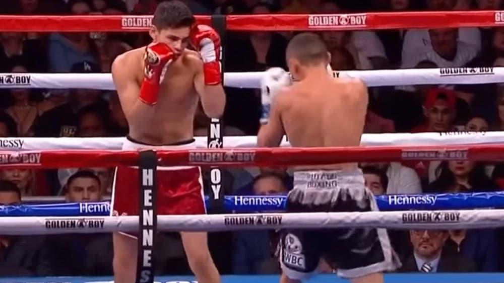 Ryan García noqueó en 80 segundos a Francisco Fonseca