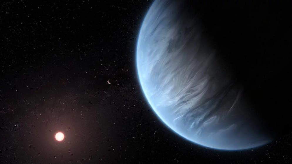 Exoplaneta dos veces más grande que la Tierra es potencialmente habitable