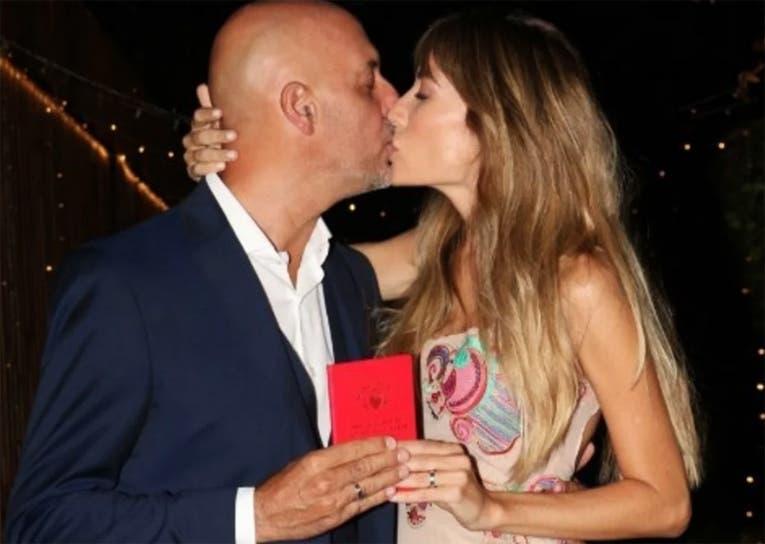 El amor pudo más que el coronavirus: se casó el Pelado López
