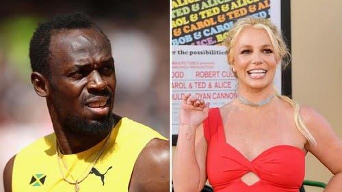 Britney Spears asegura correr 100 metros planos más rápido que Usain Bolt