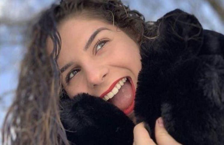 Julie, de 16 años, víctima francesa del Covid-19