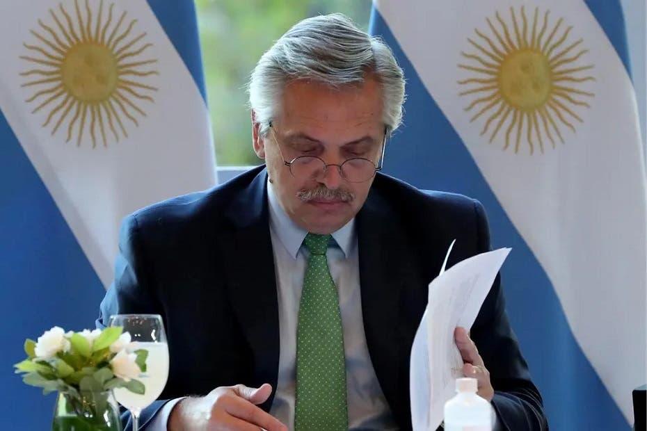 Alberto Fernández define si extiende la cuarentena