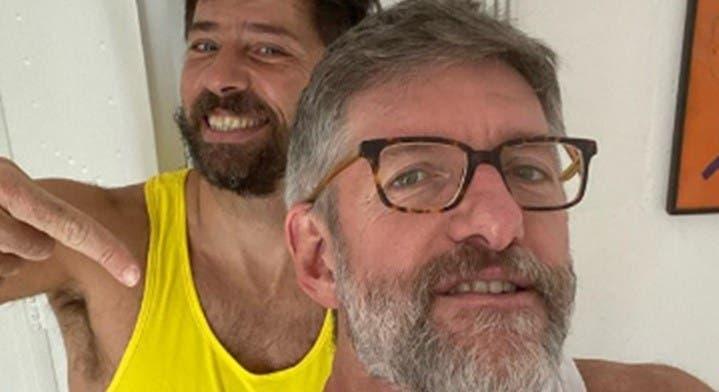 Luis Novaresio anunció que se casará con su novio