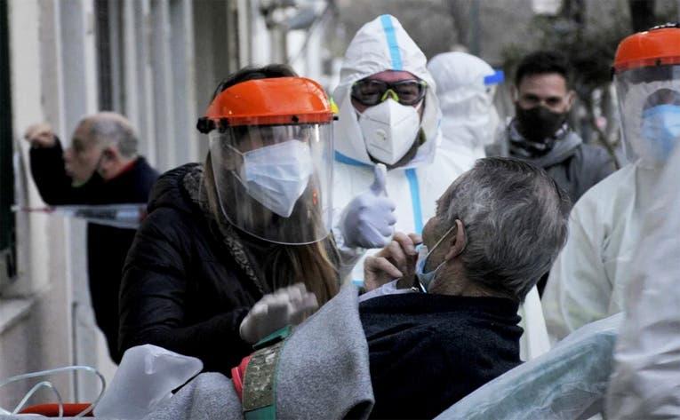 Récord diario de 153 muertes — Coronavirus en Argentina