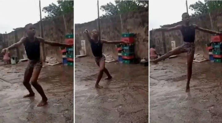 Niño africano recibió beca tras video viral en redes
