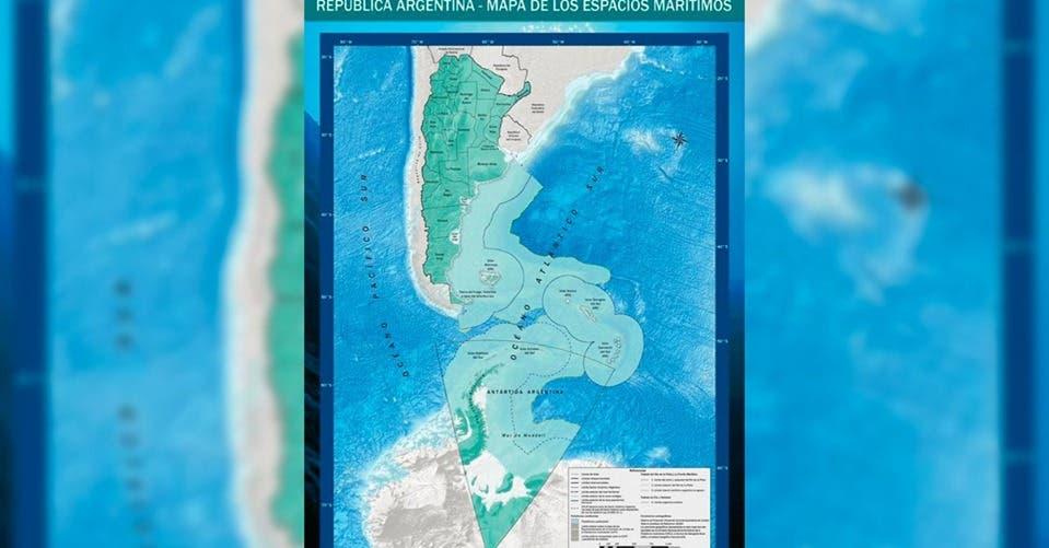 El nuevo mapa del país: Córdoba ahora es parte del norte argentino