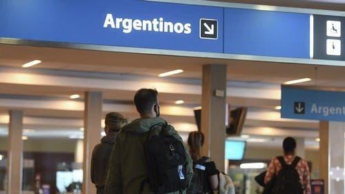Buenos Aires restringirá los viajes hacia zonas de alta circulación del virus