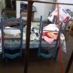 En minutos la tormenta convirtió a Tucumán en una laguna que se metió en las viviendas de algunos vecinos