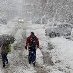 25 grados bajo cero: Bariloche soportó el día más frío de su historia