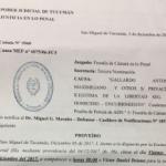 Crimen de Paulina: le tomarán prueba de ADN al médico DEIANA y crece la lista de alperovichistas en el banquillo