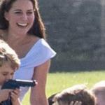 Fotos del príncipe George causaron indignación en redes