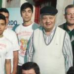 Rubén Chebaia encabezará la lista de legisladores de Cano en el Oeste
