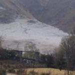 Video: una GRANIZADA sorprendió a los habitantes de Tafí del Valle