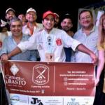 """Una multitud asistió al """"Primer Torneo Nacional de Asadores"""" que organizó la Municipalidad en el parque Avellaneda"""