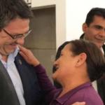"""Ariel García: """"posibilitamos el sueño del techo propio sin importar banderías"""""""