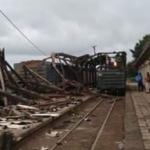 La última obra de Cano, Ascárate y el Plan Belgrano: por inútiles destruyeron una histórica estación del ferrocarril