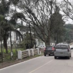 Falleció un obrero al desmoronarse una parte del puente de El Corte