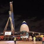 Antonov, el gigante de los cielos, pasó por Tucumán y tiene fecha de regreso