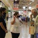"""El Programa Buscarte realizó un operativo """"sorpresa"""" en el shopping Portal Tucumán de Yerba Buena"""