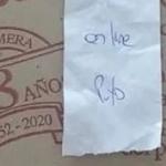 Leyó mal el ticket y denunció a la pizzería por homofobia