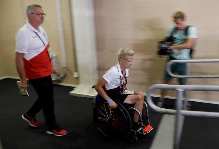 Campeona paralímpica se someterá a una eutanasia:
