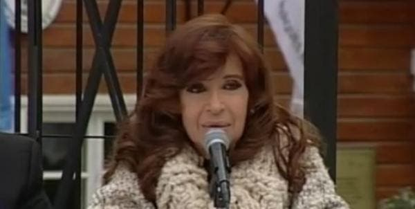 Florencia Kirchner Embarazada: Cristina Kirchner