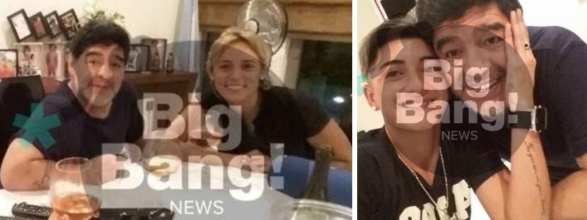 Resultado de imagen para Reconciliación confirmada: el álbum de Rocío y Diego en Dubai