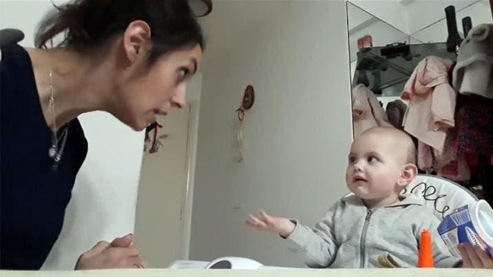 secreto charla pequeña mama