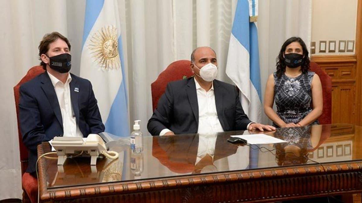 El gobernador de Tucumán participó de la asamblea 2020 de la ORU FOGAR